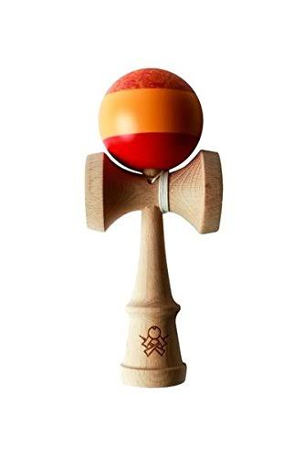 Sweets Kendamas Red Dream V11 Cushion Clear Kendama