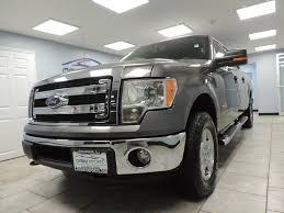 2014 Used Ford F-150 4WD SuperCrew 157