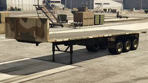 Army Trailer | GTA Wiki | FANDOM Powered By Wikia We Cant Stop Watching These Incredible Gta V Semitruck Tricks Hauler Wiki Fandom Powered By Wikia Dewa Silage Trailer Modailt Farming Simulatoreuro Truck 2012 Kenworth T440 Box Flatbed Template 22 For 5 Yo Dawg I Heard You Like To Tow Stuff Gaming Mobile Operations Center Discussion Online Nerds Euro Simulator 2 Receives New Heavy Cargo Dlc Today You Can Drive The Tesla Semi And Roadster Ii In Grand Theft Auto Car Trailer Gameplay Hd Youtube Pc Mods Mod Awesome Dump Trucks Where Are The In Gta City Forklift Driving School A Toronto