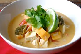 Thai Pumpkin Curry Soup Recipe by Meatless Monday Sweet Potato U0026 Tofu Thai Curry Stew