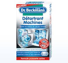 nettoyer le lave linge avec dr beckmann soin lave linge