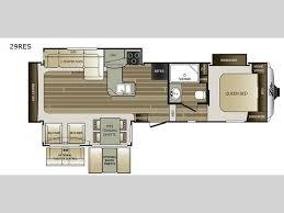 Wildwood Fifth Wheel Floor Plans Colors Cougar X Lite Fifth Wheel General Rv