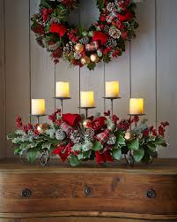 Rustic Christmas Decoration Ideas Table Decor