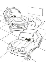 Free Android Coloring Disney Pages Cars 2 About Atrinrayaneh