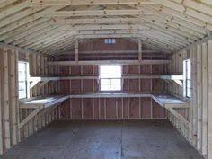 quick framer kit building plans storage and steel