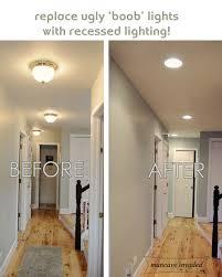hallway lighting fixtures ideas