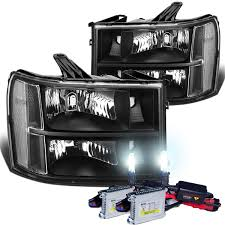 HID Xenon + 2007-2013 GMC Sierra 1500 2500 3500 HD Replacement ... 062013 Chevrolet Tahoegmc Yukon Preowned 2007 Gmc Sierra 1500 Single Cab Afrosycom Umopapisdn Gmc Crew Cabsle Pickup 4d 5 34 Ft Specs No End In Sight For Deluxe Pickup Truck Prices Slt Extended Onyx Black 1600 Jax Denali 4wd Summit White 680266 2019 Reinvents The Bed Video Roadshow Eg Classics 072013 Grille Style Z 1gtecx17z131406 White New Sierra On Sale Ca San