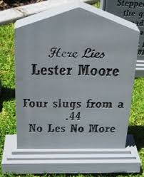 Funny Halloween Tombstones Epitaphs by Halloween Gravestone Props With Witty Epitaphs For Haunts