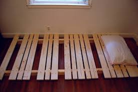 Simple Platform Bed Frame Diy by Building A Simple Platform Bed U2013 Free Your Mind Today