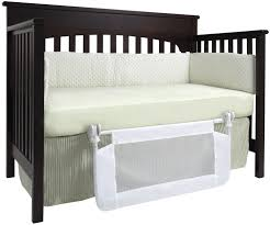Side Crib Attached To Bed by Reinforce With Dexbaby Safe Sleeper Convertible Crib Bed Rail