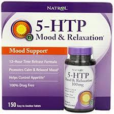 amazon com natrol 5 htp mood enhancer 100mg 150 tablets health