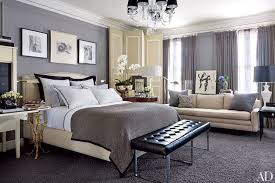 Ideas For Bedrooms 13 Gray Bedroom That Are Anything But Dull Photos Architectural Digest Fanciful 12 Pretty Looking