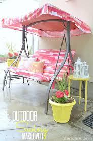 best 25 outdoor swing cushions ideas on pinterest porch swing