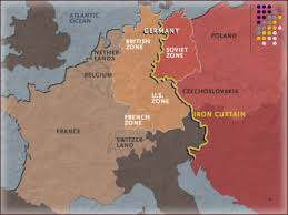 Who Coined The Iron Curtain by 1 2 Topic Slide Satellite Nations And Iron Curtain Division Of
