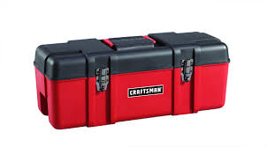 Craftsman 26 In. Plastic Hand Box