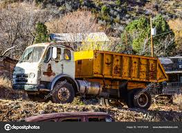 Vintage Yellow Rusty Dump Truck Salvage Yard — Stock Photo ... John Story Knoxville Truck Parts And Salvage Yard Heavy Duty Autocar Trucks Tpi Safe At Home Cfd To Store Original 1960 Carmel Firetruck Semi Yards Arizonabig Alberta Wiebe Inc Vintage Rusty Tanker Stock Photo Image Of Rims 108735702 Tractor Worthington Ag Light Medium Cranes Evansville In Elpers Wooden Trailer Stock Photo Tire Slat Kenworth T700 Elegant Full Junk Architecture Design