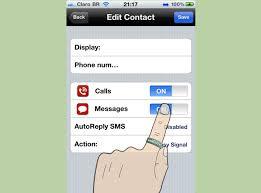 Iphone Iphone Block Number
