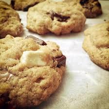 3 recettes cuisine recette de cookies au 3 chocolats