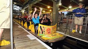 Gwazi roller coaster takes final run at Busch Gardens