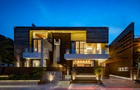 100 Water Fall House The Fall By Space Race Architects Jalandhar India