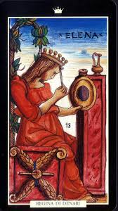 Mythic Tarot Deck Book Set by Queen Of Coins Elena From Sola Busca Tarot Deck By Lo Scarabeo