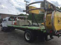 100 Scorpion Truck TL3 Attenuator Mounted On GMC 7500 Traffic Circle