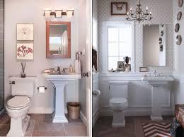 Half Bath Bathroom Decorating Ideas by Half Bathrooms Design Ideas Small Half Bathroom Decor Half Bath