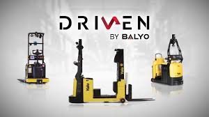 100 Yale Lift Trucks Automate With Driven By Balyo YouTube