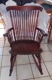 Cherry Spindle Rocker / Rocking Chair And 50 Similar Items Windsor Arrow Back Country Style Rocking Chair Antique Gustav Stickley Spindled F368 Mid 19th Century Spindle Eskdale Chairs Susan Stuart David Jones Northeast Auctions 818 Lot 783 Est 23000 Sold 2280 Rare Set Of 10 Ljg High Chairs W903 Best Home Furnishings Jive C8207 Gliding Rocker Cushion Set For Ercol Model 315 Seat Base And Calabash Wood No 467srta Birchard Hayes Company Inc
