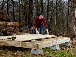 Floor Joist Span Table For Sheds by Build Your Own Simple Shed From Scratch Decking Screws Three