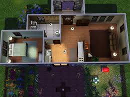 Sims 3 Kitchen Ideas by Starter Homes For Sims 3 At My Sim Realty