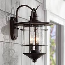 Franklin Iron Works Casa Mirada 16 1 4 High Outdoor Light
