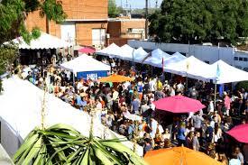 100 Food Trucks In Santa Monica The Artsiest Craft Beer Fest Around