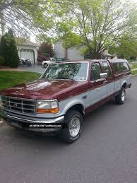 1996 Ford F - 150 Xlt Extended Cab Pickup 2 - Door 5. 0l