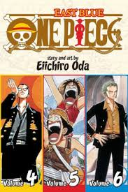 One Piece East Blue 4 5 6 Volume 2 Omnibus Edition