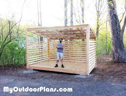 8x12 Storage Shed Blueprints by 8x12 Wood Storage Shed Myoutdoorplans Free Woodworking Plans