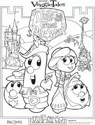 Your Neighbors Love And Coloring Pages VeggieTales