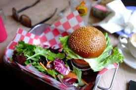 Seven Lamps Atlanta Burger by Foodee Eats Dinner In Atlanta Foodee
