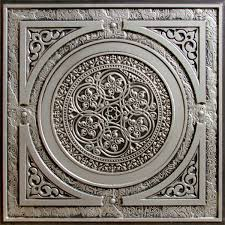 2x2 Ceiling Tiles Menards by Ceiling Antique Silver Faux Tin Ceiling Tiles For Ceiling