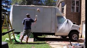 100 Box Truck Camper How To Paint 47 YouTube