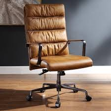 Acme Furniture Jairo Industrial Office Chair With Horizontal Tufted ...