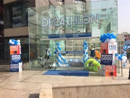 Decathlon opens its largest store in India at Pacific Mall New Delhi