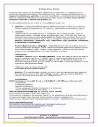 Nursing Resume Opening Statement Fresh School Updated Elegant Recent Graduate Cover Letter Of Top
