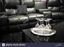 Home Theatre Room Leather Recliners Stock Photo: 115214862 ... Modern Faux Leather Recliner Adjustable Cushion Footrest The Ultimate Recliner That Has A Stylish Contemporary Tlr72p0 Homall Single Chair Padded Seat Black Pu Comfortable Chair Leather Armchair Hot Item Cinema Real Electric Recling Theater Sofa C01 Power Recliners Pulaski Home Theatre Valencia Seating Verona Living Room Modernbn Fniture Swivel Home Theatre Room Recliners Stock Photo 115214862 4 Piece Tuoze Fabric Ergonomic