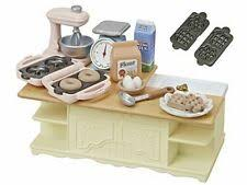 Kã Che Kaufen Sofort Lieferbar Sylvanian Families Insel Küche Ka 423 Epoch Japan Calico Critters