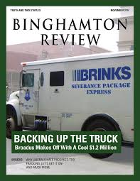 November 2010 - Binghamton Review By Binghamton Review - Issuu