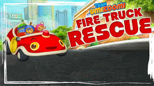 100 Fire Truck Game Team Umizoomi Rescue Kids Play For Kids