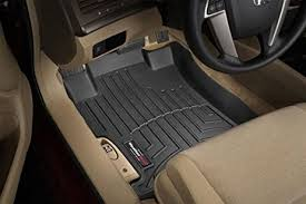 Volvo Xc90 Floor Mats Black by Amazon Com Weathertech 440531 Custom Fit Front Floorliner For