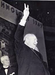 Churchill Iron Curtain Speech Quotes by Winston Churchill And American Universities By Brendan Sofen