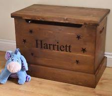 personalised children s toy boxes ebay